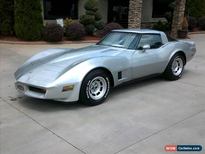 1980 Corvette For Sale >> 1980 Chevrolet Corvette For Sale In United States