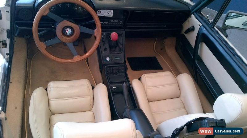 Alfa Romeo Spider For Sale In Canada - 1988 alfa romeo spider for sale