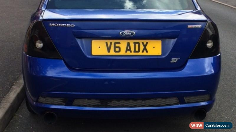 2003 Ford Mondeo St220 For Sale In United Kingdom