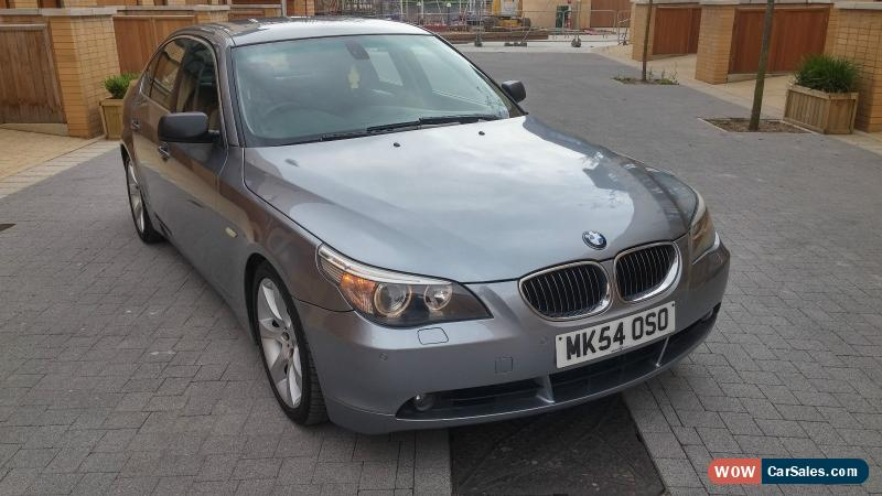 2004 bmw 545i se auto for sale in united kingdom. Black Bedroom Furniture Sets. Home Design Ideas