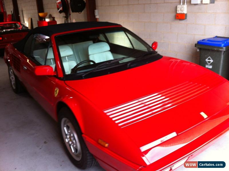 ferrari mondial for sale in australia. Black Bedroom Furniture Sets. Home Design Ideas