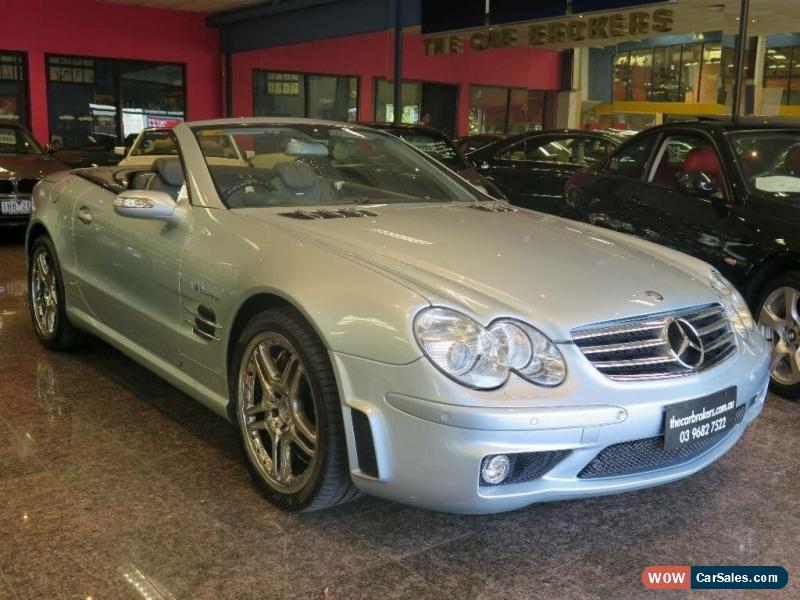 Mercedes benz sl for sale in australia for Mercedes benz sl coupe for sale