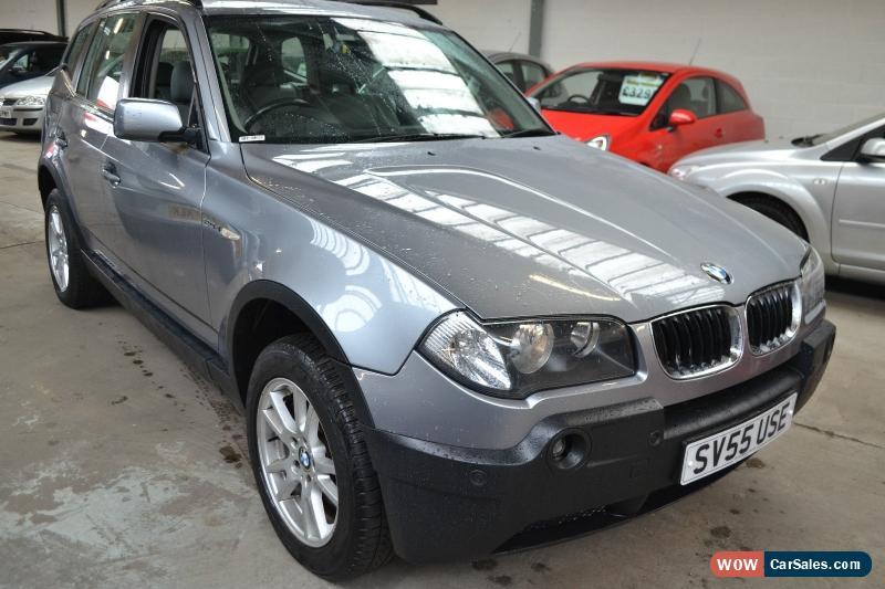 Classic 2005 BMW X3 D SE GREY For Sale