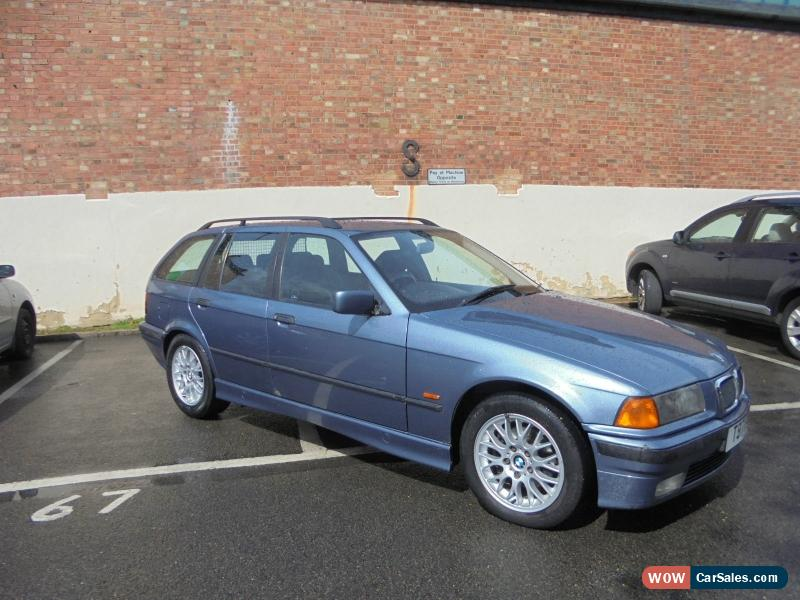 1999 bmw 325 tds se touring auto for sale in united kingdom. Black Bedroom Furniture Sets. Home Design Ideas