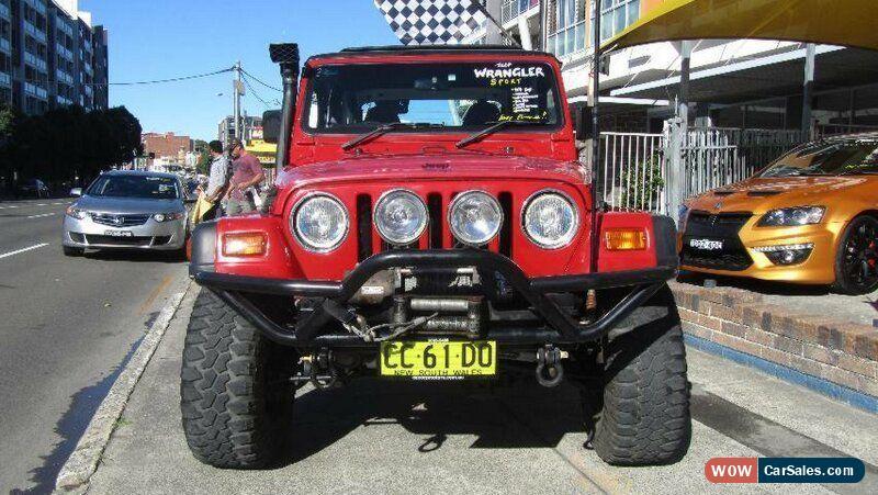 Jeep Wrangler for Sale in Australia