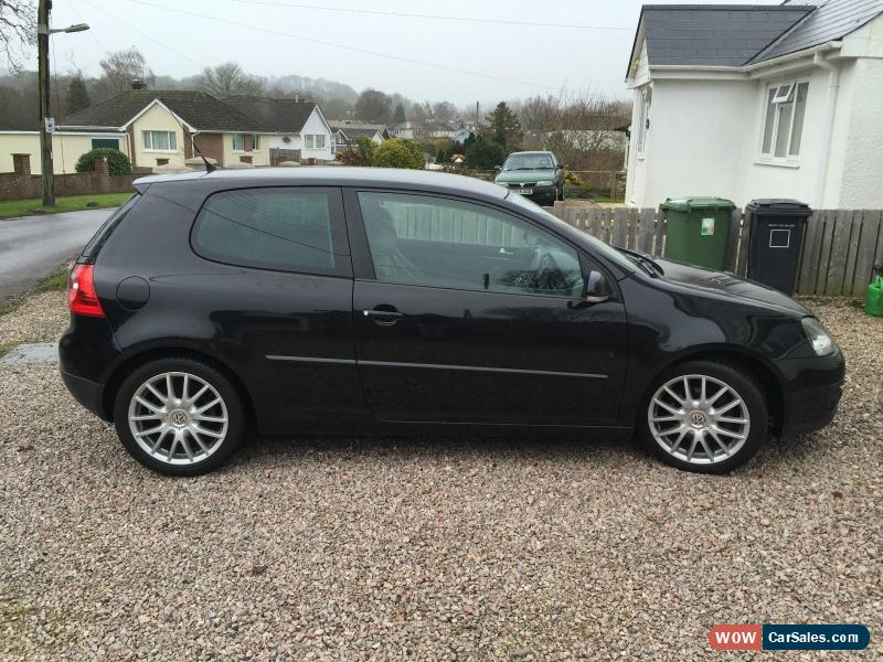 2008 volkswagen golf gt sport tdi 140 for sale in united kingdom. Black Bedroom Furniture Sets. Home Design Ideas