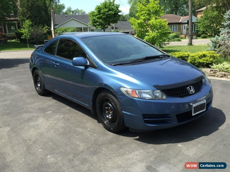 2009 honda civic for sale in canada. Black Bedroom Furniture Sets. Home Design Ideas