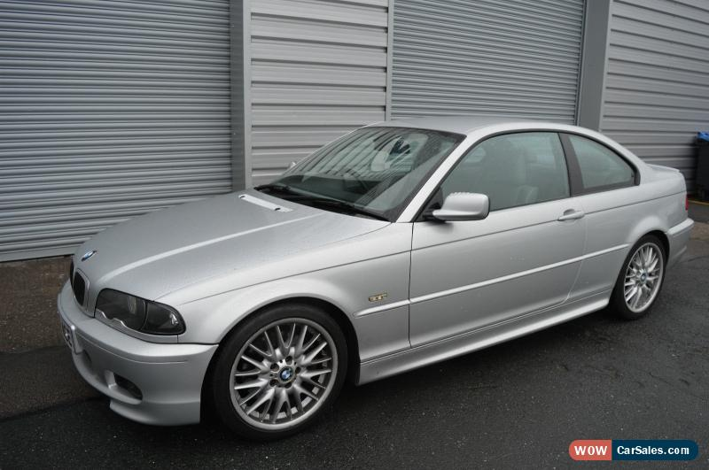 2002 bmw 330i sport silver for sale in united kingdom. Black Bedroom Furniture Sets. Home Design Ideas