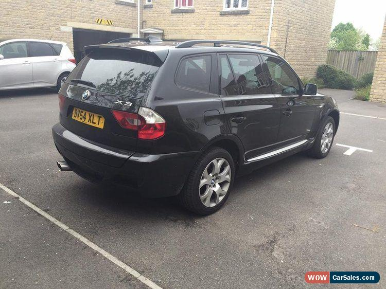 Classic STUNNING 2004 BMW X3 SPORT BLACK For Sale