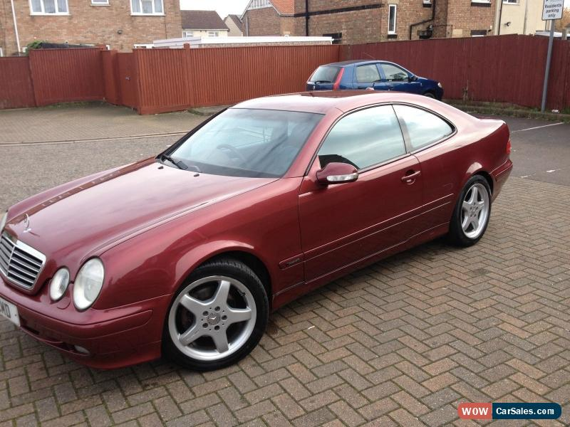 2000 mercedes benz 230 kompressor for sale in united kingdom