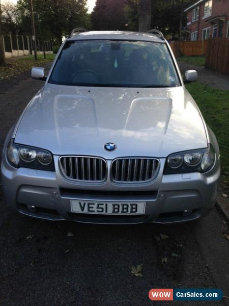 2007 bmw x3 sd m sport a for sale in united kingdom. Black Bedroom Furniture Sets. Home Design Ideas