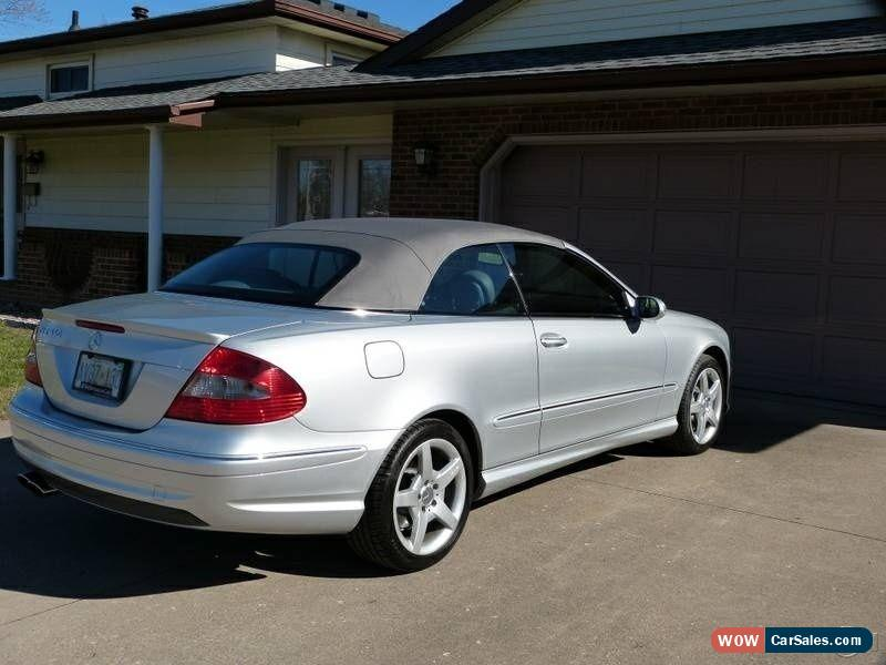 2007 mercedes benz clk class for sale in canada for Mercedes benz clk500 for sale