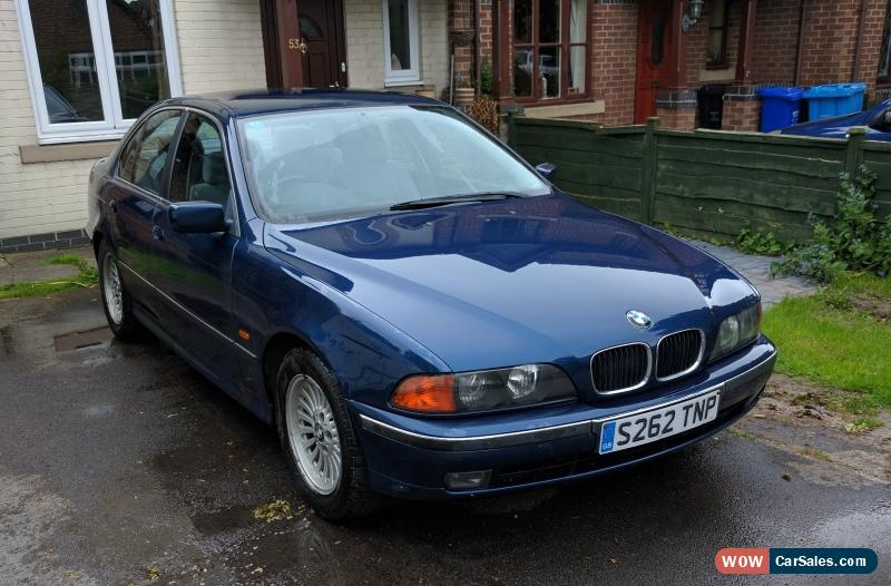 1998 Bmw 523i Se For Sale In United Kingdom