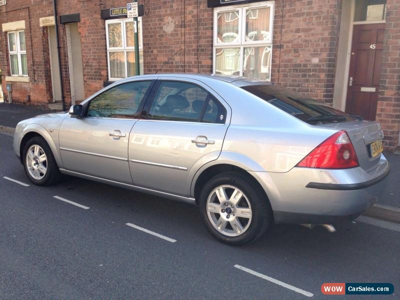 2004 ford mondeo ghia tdci 130 for sale in united kingdom. Black Bedroom Furniture Sets. Home Design Ideas