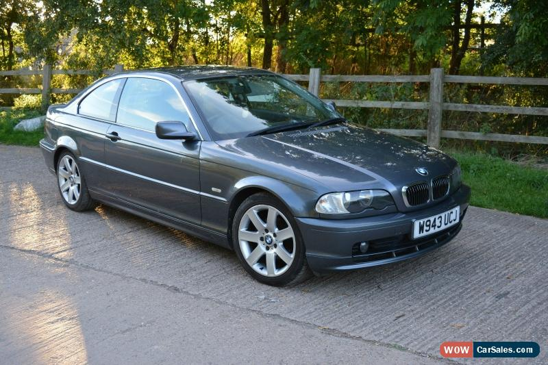2000 bmw 323 ci for sale in united kingdom. Black Bedroom Furniture Sets. Home Design Ideas
