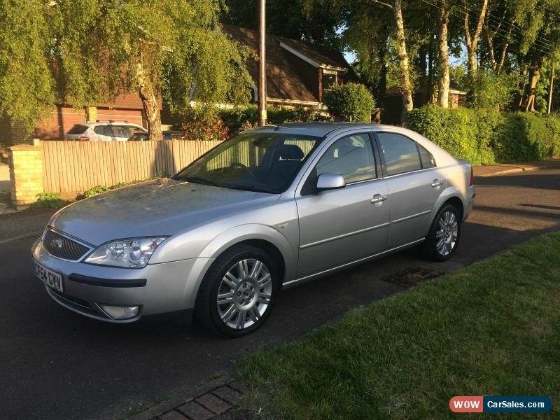 2005 ford mondeo ghia x tdci for sale in united kingdom. Black Bedroom Furniture Sets. Home Design Ideas