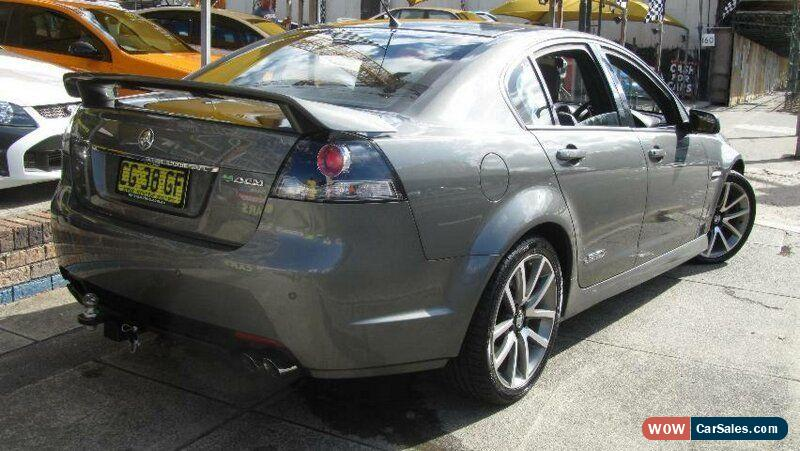 Holden Commodore For Sale In Australia