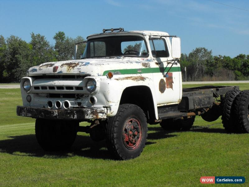 1957 Ford F800 Big Job For Sale In Canada