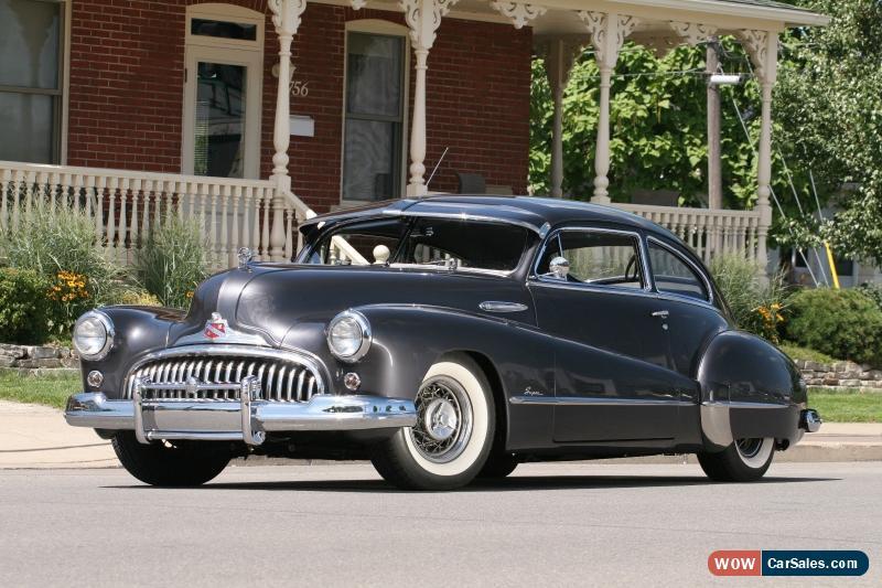 1948 buick 2 door for sale in canada