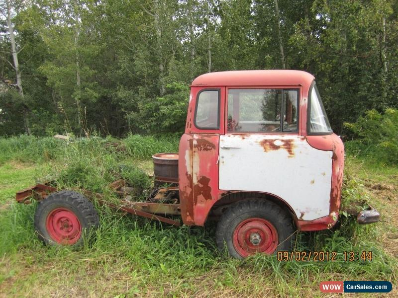Jeep Fc 150 For Sale >> 1956 Willys Jeep 150 for Sale in Canada