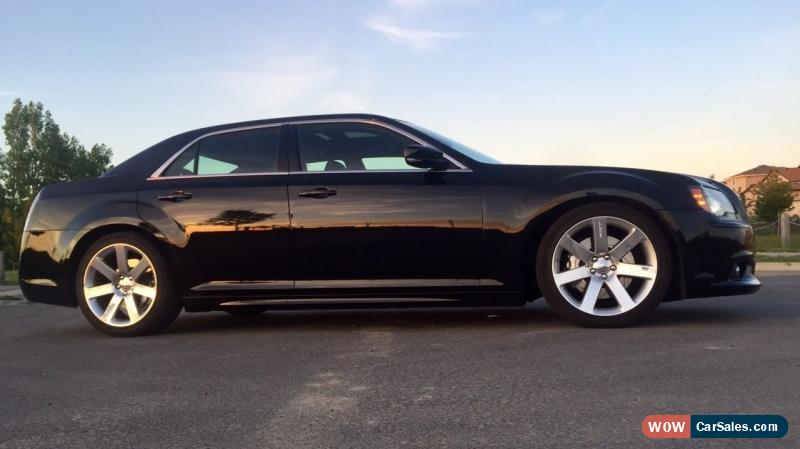 2012 Chrysler 300C SRT8 for Sale in Canada