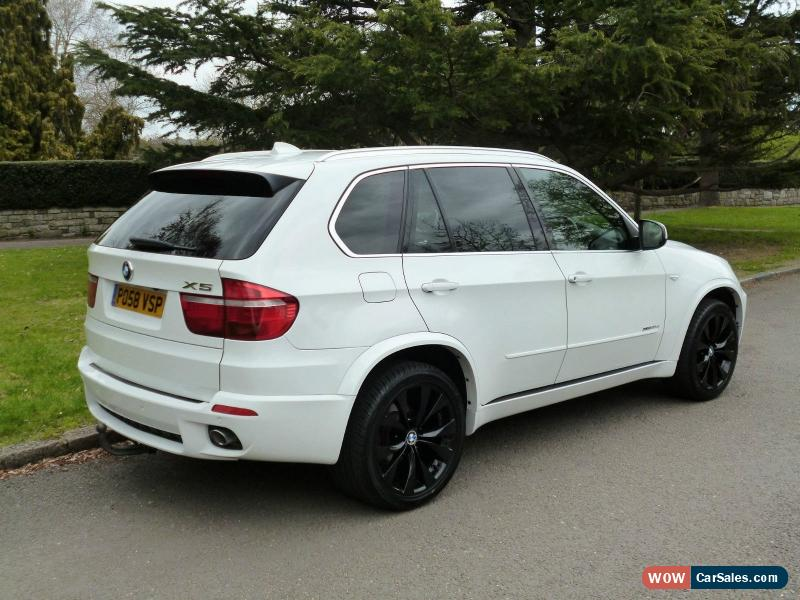 2008 Bmw X5 For Sale In United Kingdom