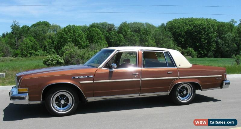 1978 buick electra for sale in canada. Black Bedroom Furniture Sets. Home Design Ideas