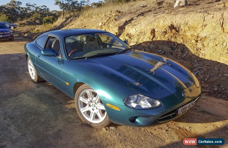 Classic 1997 Jaguar XK8 4.0 Litre V8 Coupe For Sale