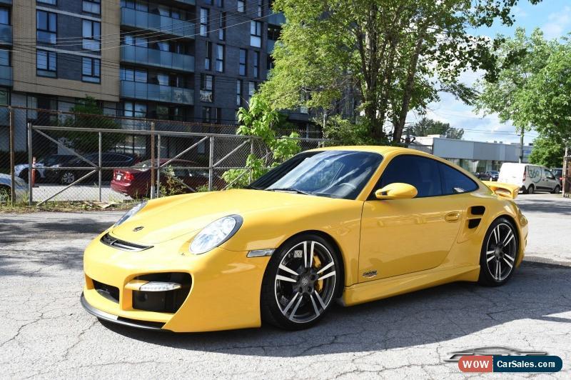 2007 Porsche 911 for Sale in Canada