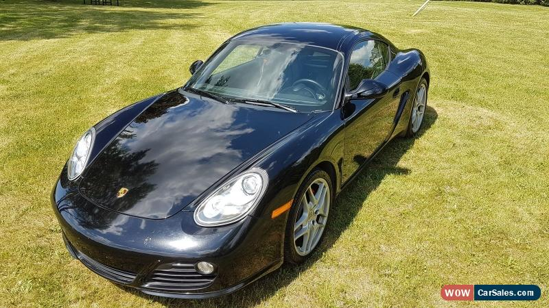 2009 Porsche Cayman For Sale In Canada