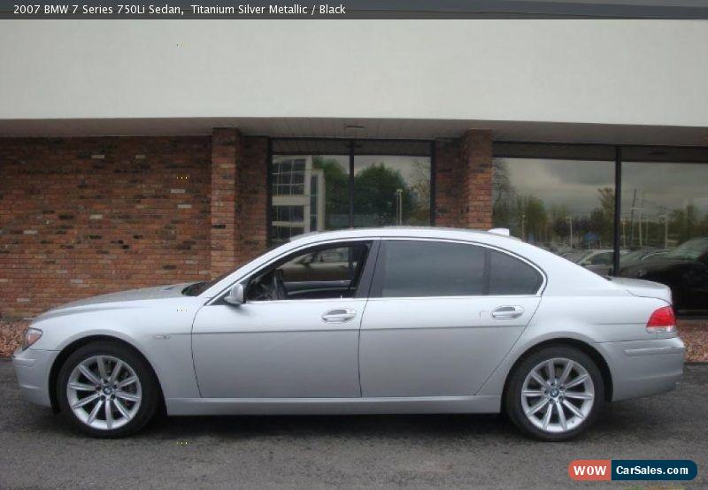 Classic 2007 BMW 7 Series For Sale