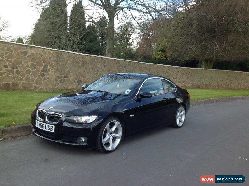 2008 Bmw 325i for Sale in United Kingdom