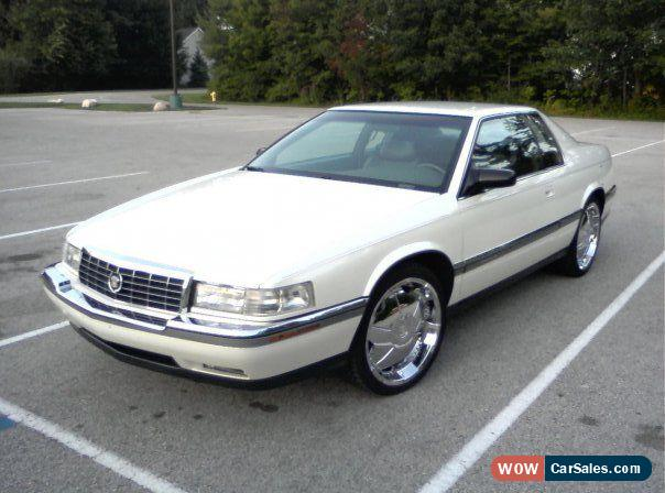 1992 cadillac eldorado for sale in canada wow car sales