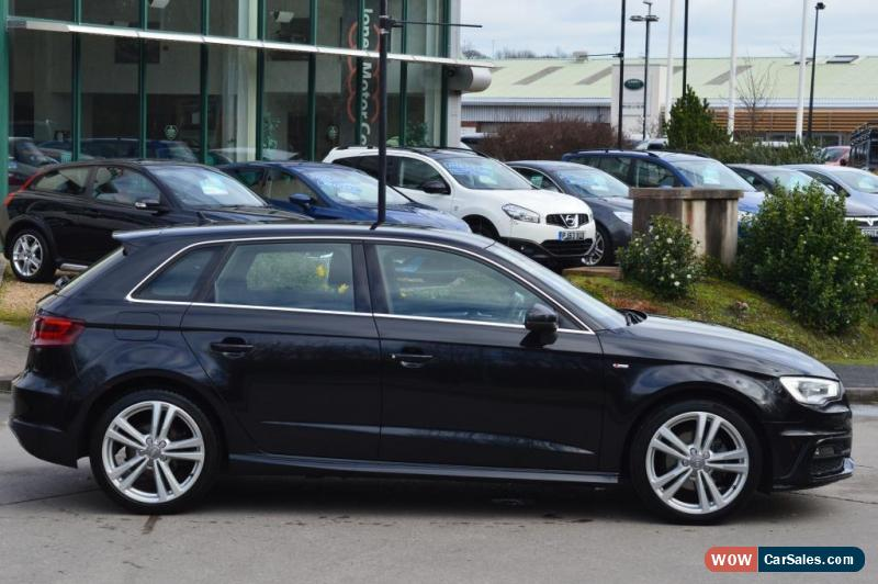 2013 Audi A3 for Sale in United Kingdom  Audi A S Line Package Tdi on