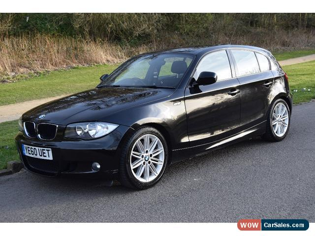 2010 Bmw 123d M Sport For Sale In United Kingdom