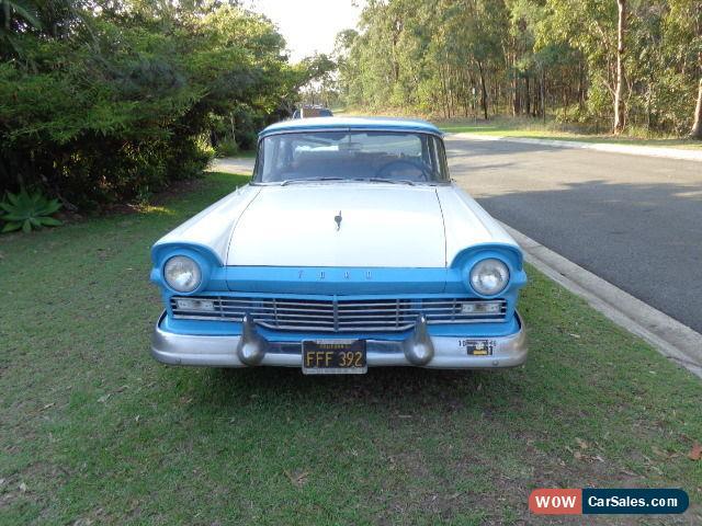 Ford Custom 300 Fairlane Customline for Sale in Australia