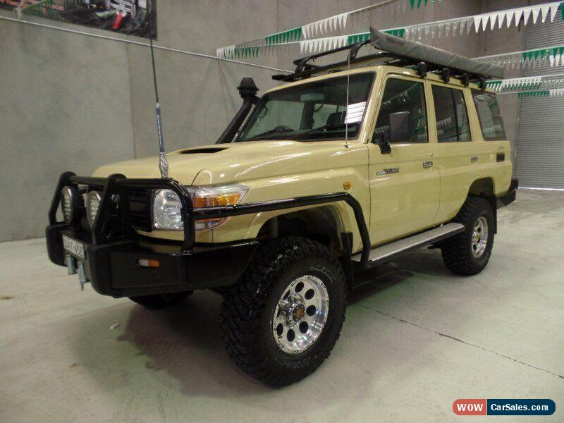Classic 2012 Toyota Landcruiser 57A DX Manual 5sp M Wagon For Sale