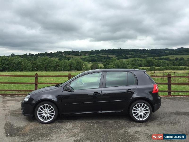 2008 volkswagen golf gt sport tdi 170 for sale in united kingdom. Black Bedroom Furniture Sets. Home Design Ideas