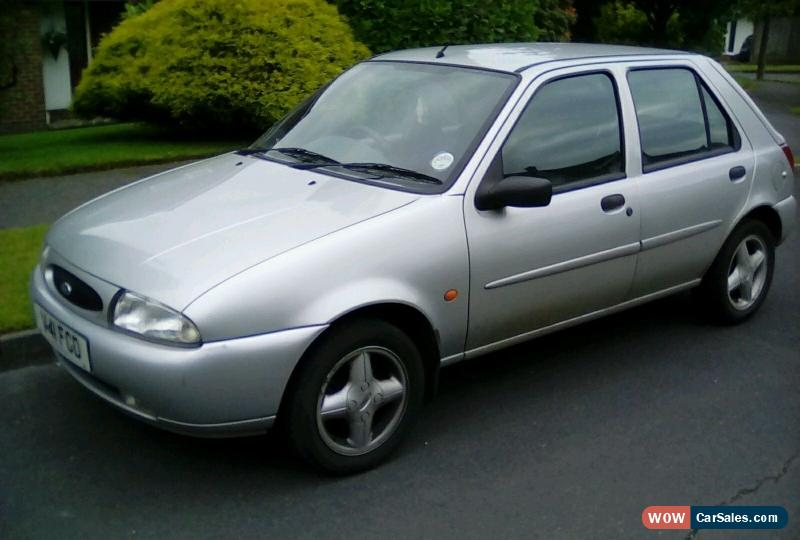 1999 Ford Fiesta Zetec For Sale In United Kingdom