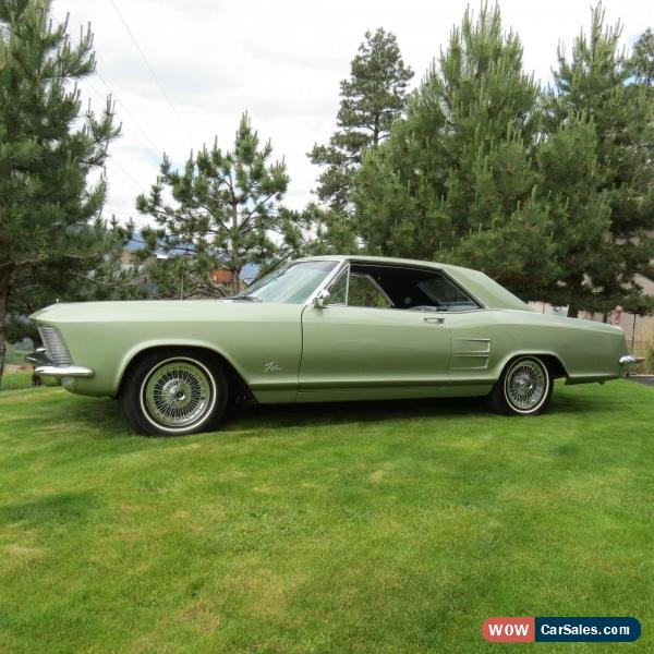 1964 Buick Riviera for Sale in Canada