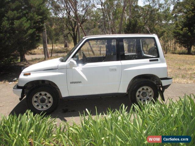 suzuki suzuki vitara 1991 jlx 4x4 for sale in australia rh wowcarsales com Pagani Zonda Suzuki Escudo Rally