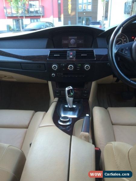 BMW I M Sport For Sale In United Kingdom - 2008 bmw 525i