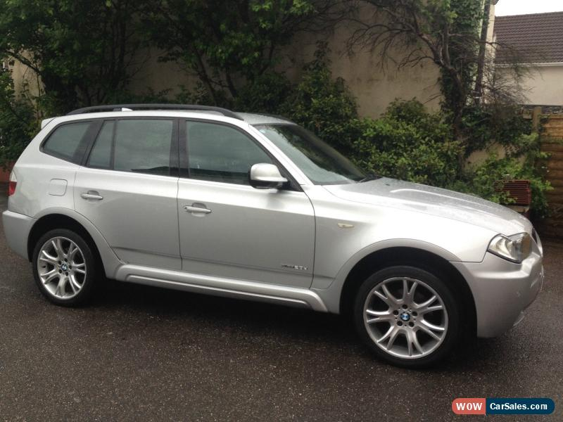 2009 bmw x3 xdrive20d m sport auto for sale in united kingdom. Black Bedroom Furniture Sets. Home Design Ideas