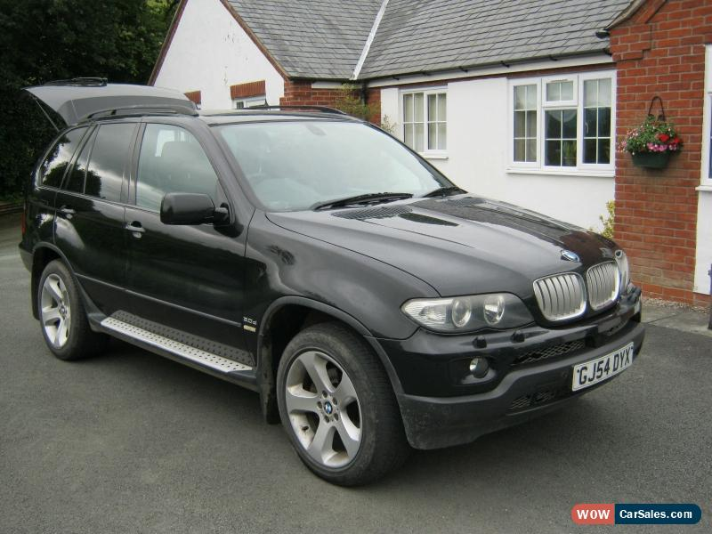 2004 bmw x5 sport d auto for sale in united kingdom. Black Bedroom Furniture Sets. Home Design Ideas