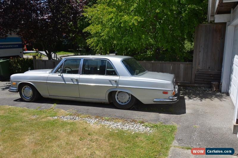 1969 mercedes benz 300 series for sale in canada. Black Bedroom Furniture Sets. Home Design Ideas