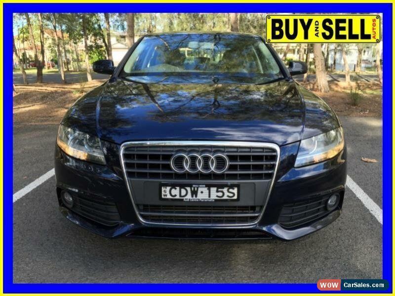 Audi A4 For Sale In Australia
