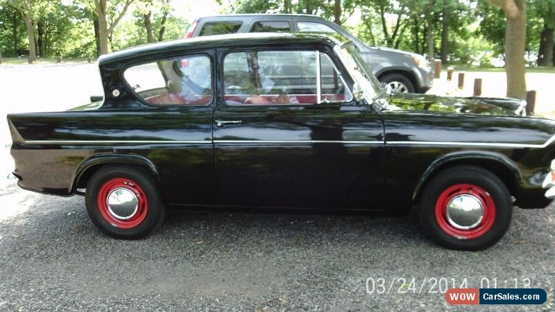 1961 ford anglia 105e for sale in canada. Black Bedroom Furniture Sets. Home Design Ideas