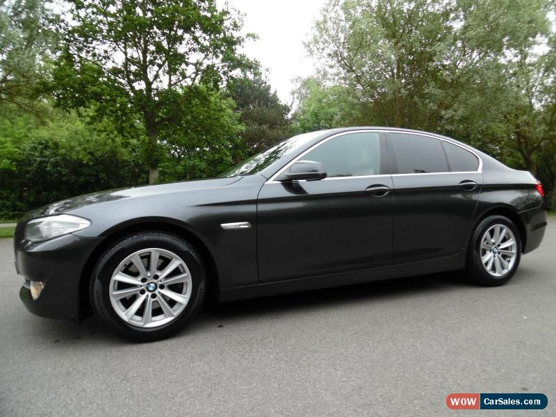 2011 Bmw 520d Se For Sale In United Kingdom