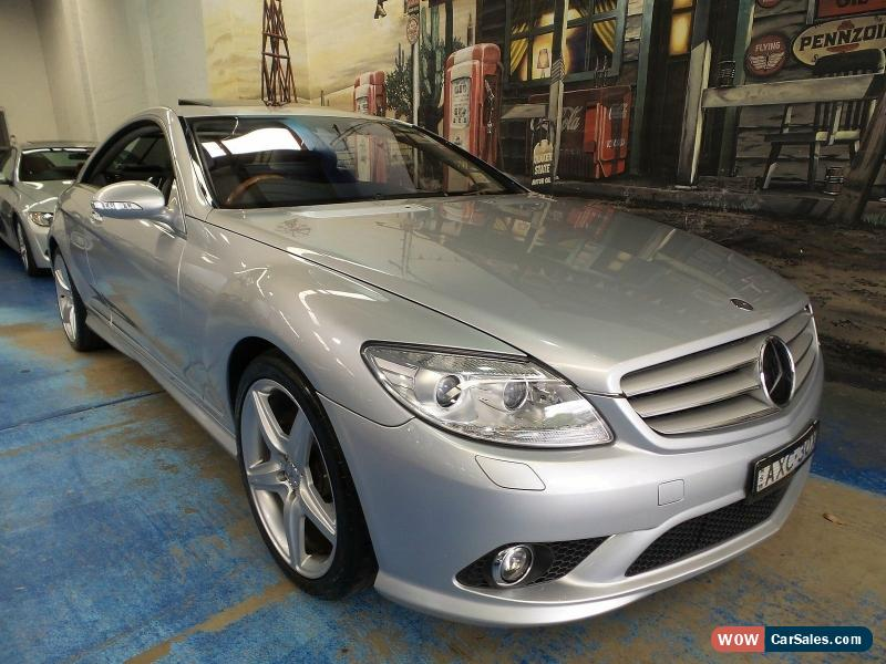Mercedes benz cl500 for sale in australia for Mercedes benz cl coupe for sale