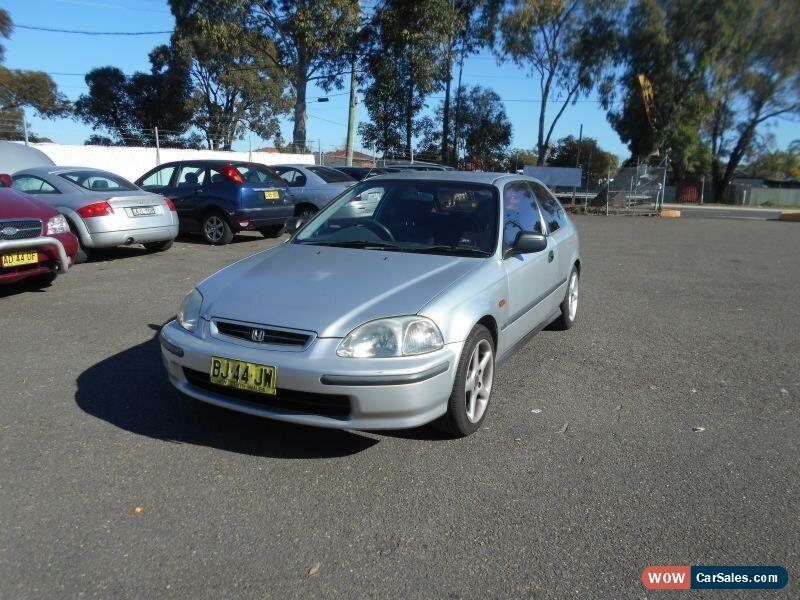 Honda Civic for Sale in Australia
